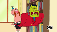 Uncle Grandpa, Belly Bag, and Frankenstein in Dog Day 02
