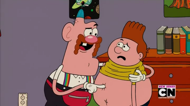 File:Uncle Grandpa, Belly Bag, and Belly Brother 13.png