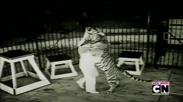 File:Uncle Grandpa and GRFT in Tiger Trails 3.png