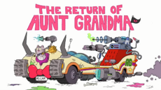 The Return of Aunt Grandma Title Card HD