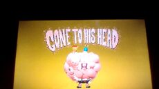 Gone To His Head Title Card
