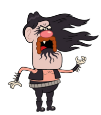 uncle grandpa black hole - photo #46