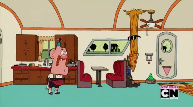 File:Uncle Grandpa and Pizza Steve and Belly Bag in Belly Brothers 1.png