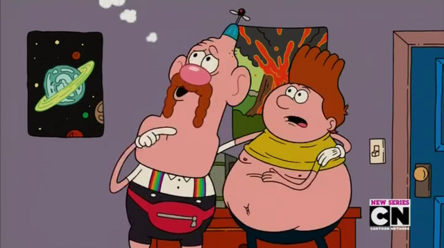 File:Uncle Grandpa, Belly Bag, and Belly Brother 7.png