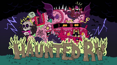 Haunted RV title card