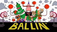 Ballin' title card