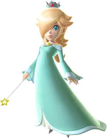 File:Rosalina from Super Mario Galaxy.png