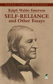 Self-reliance-other-essays-ralph-waldo-emerson-paperback-cover-art