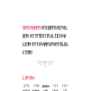 Page 4 Artefacts in Dark colors, so artefacts in letters.