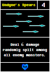 Undyne's Spears Original