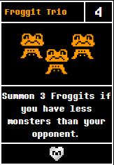 Froggit Trio (Beta 7.4)