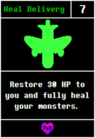 6.0 Heal Delivery