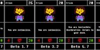 Frisk: Previous Versions