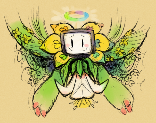 File:Alpha flowey by devichonee.png