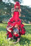 Under the skirt by kirayoshida-d4u3anx