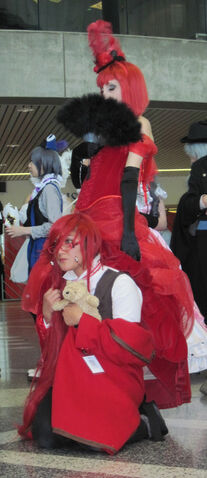 File:Madam Red and Grell by TheSapphireDragon1.jpg