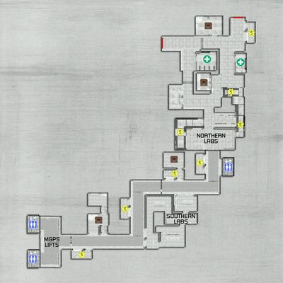 Maintenance Labs-map