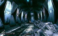 Ship inside concept2