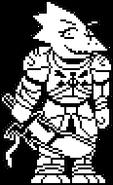 Underswap alphys sprite battle armor by w00fsicle-da9a42j
