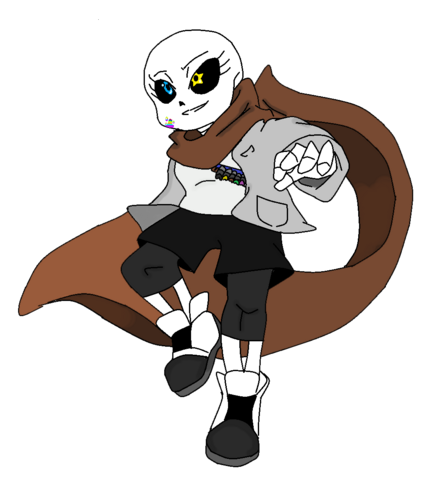 File:Ink sans by thegreatrouge-d9s64cu.png