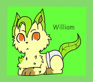 William Freeze the Leafeon
