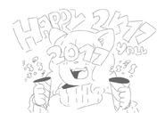 HAPPY 2K17