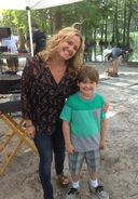 Brody Rose & Sherry Stringfield
