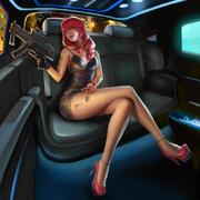 Lieutenant lady vice