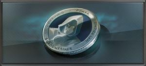 Item silver shadow token
