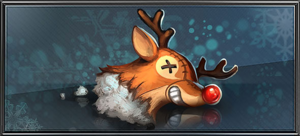 Item reindeer head