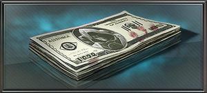 Item laundered donation money 1