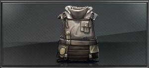 Item bullet proof vest