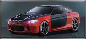 Item sports car