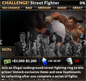 Job street fighter