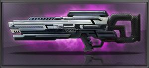 Item rail gun