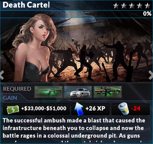 Job death cartel