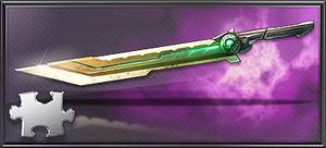 Item earth sword