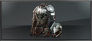 Item stealth armor