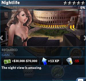 Job nightlife