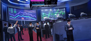 Property stock market exchange
