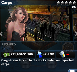 Job cargo