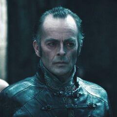 Coloman at Lucian's punishment.