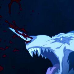 A Lycan in <i>Underworld: Endless War</i>.