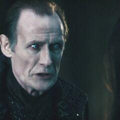 Viktor speaks to Sonja.