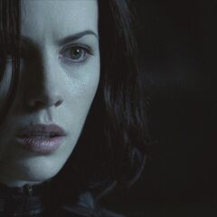 Selene's reaction upon hearing Viktor's plan for  Michael.