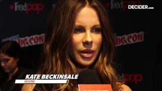 'Underworld Blood Wars' Interview New York Comic Con 2016