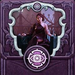 Semira in Underworld card game