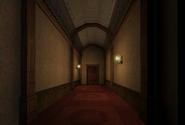 Corridor to Aaron's Study Room
