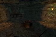 Catacombs Lower Level Tonnels