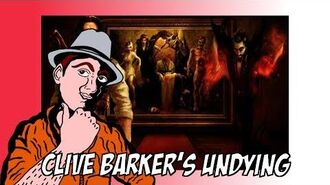 Comic Con Reviews Clive Barker's Undying (Halloween Special)